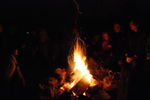 Samhain Fire